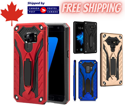 $ CDN5.99 • Buy  Shield Armor Shockproof Kickstand Phone Case -Samsung S7/s8/s8+/s9/s9+/note 8/9