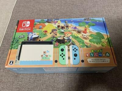 $ CDN785.35 • Buy Nintendo Switch Animal Crossing: New Horizon Special Edition Japan