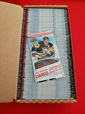$ CDN249.99 • Buy 16/17 Tim Hortons 🍁100-Pack BOX🍁 Hockey Cards  Unopened,Unsearched!<Free Ship>