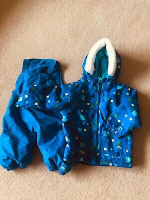 £15.99 • Buy Boys Trespass Winter  Snow Ski Suit, Age 6-12 Months, Great Condition