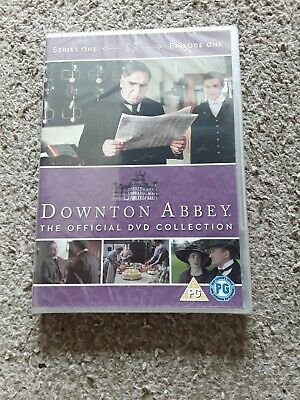 Downtown Abbey Series One: Episode One (DVD) New Sealed Freepost • 2.25£
