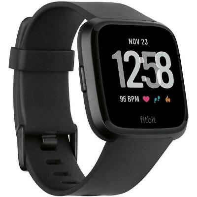 $ CDN118.75 • Buy Fitbit Versa Smart Watch Black Colour Small NO Charger Excellent Condition