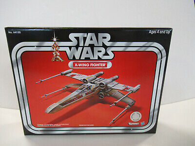 $ CDN173.48 • Buy X-WING FIGHTER Star Wars VINTAGE Collection Vehicle Toys R Us EXCLISVE NIB! ZQ