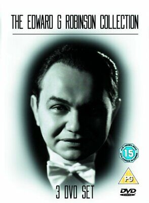 The Edward G Robinson Collection 3 DVD Set [2007] - DVD  44LN The Cheap Fast • 6.73£