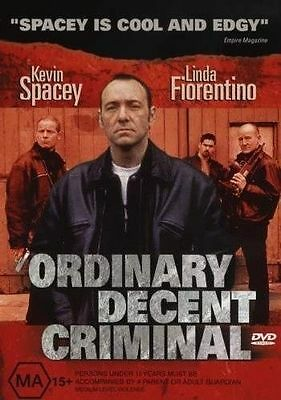 AU5.99 • Buy Ordinary Decent Criminal (DVD, 2002) Kevin Spacey