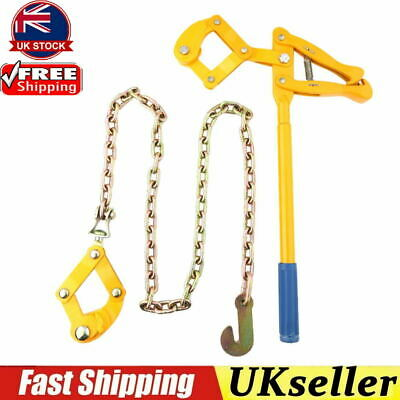 £24.16 • Buy 1.2M Chain Strainer Monkey Cattle Wire Farm Fence Tensioner Pull Stretcher UK