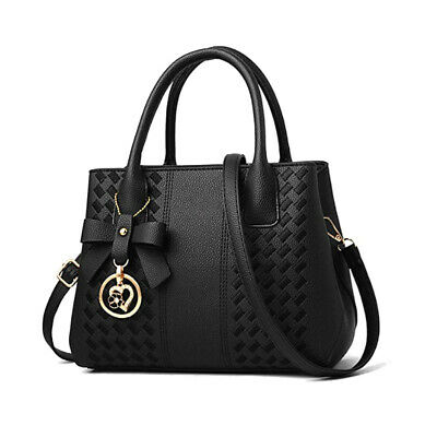AU29.99 • Buy Women Top Handle Satchel Handbags Shoulder Bag Tote Purse Messenger Bags