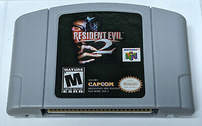 $25.99 • Buy Resident Evil 2 Cartridge, US Seller. Repro