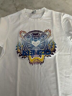AU85 • Buy Kenzo Men's T-Shirt Size S