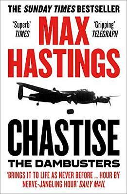 £3.59 • Buy Chastise: The Dambusters By Hastings, Max Book The Cheap Fast Free Post