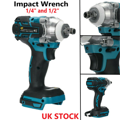 Replace For MAKITA DTW285Z 18V Cordless Brushless Impact Wrench 1/2 &1/4  Driver • 27.99£
