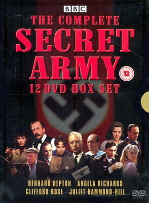£40.79 • Buy Secret Army - Complete Series 1, 2 And 3 (Box Set) [New DVD]