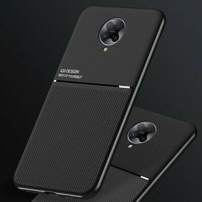 AU4.97 • Buy For Xiaomi POCO F2 Pro Shockproof Luxury Skin Touch Cover Magnetic Rubber Case