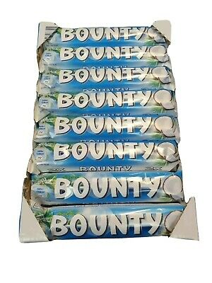 Mars Bounty Chocolate Gift Box Present. Birthday / Fathers Day Etc, Qty 8 • 8.50£