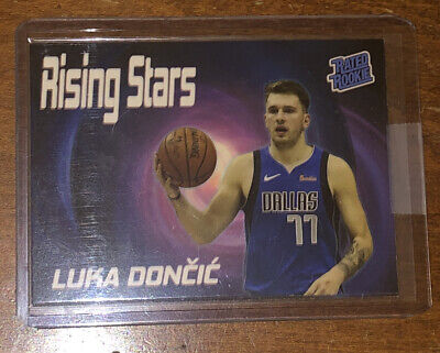 $3.49 • Buy LUKA DONCIC 2018 RATED Rookie Card RC Rising Stars Mavs Trading Cards Rookie