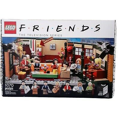 $89 • Buy LEGO IDEAS TV's FRIENDS Central Perk 21319 The Television Series