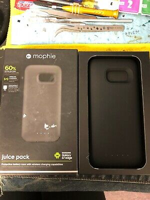 $ CDN28.92 • Buy Genuine Mophie Juice Pack Battery Case For Samsung Galaxy S7 Edge
