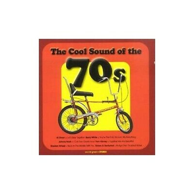 Various Artists - The Cool Sound Of The 70s - Various Artists CD 6IVG The Cheap • 3.49£