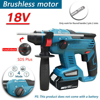 View Details For Makita DHR242 18V LXT Li-ion Cordless SDS Plus Rotary Hammer Drill Tool Bare • 85.99£