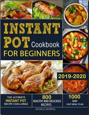 $1.99 • Buy {ℙ.Ď.F}Instant Pot Cookbook For Beginners 2019-2020 – The Ultimate Instant Pot