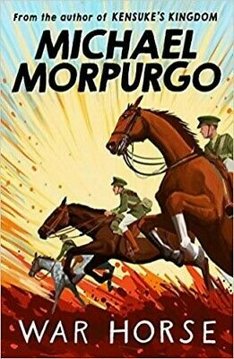 £5.49 • Buy War Horse By Morpurgo  Michael Book The Cheap Fast Free Post