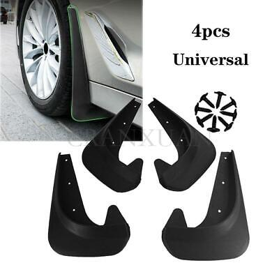 $15.98 • Buy Car Mud Flaps Splash Guard Fenders For Front Or Rear W/ Hardware - Universal Fit