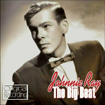 Johnnie Ray - THe BIg Beat - Johnnie Ray CD 70VG The Cheap Fast Free Post The • 4.30£