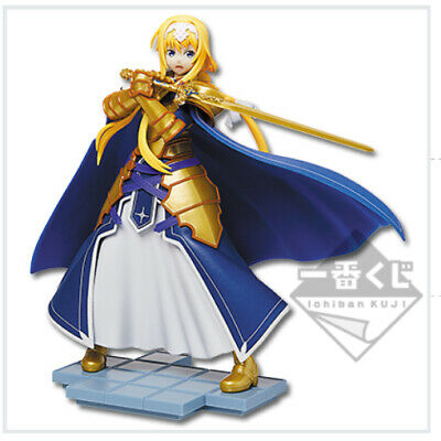 $ CDN121.30 • Buy Alice Synthes Thirty Figure Sword Art Online Alicization Ichiban Kuji Prize A