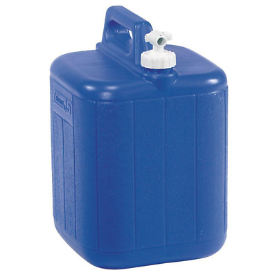 $31.63 • Buy Coleman Water Jug Container 5 Gallon Tote Home Camping Emergency Outdoor Hiking