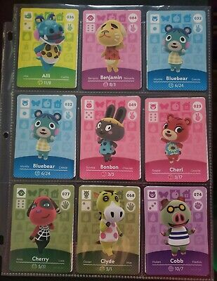 $6.80 • Buy New Animal Crossing Official Amiibo Cards - Invite To Your Island!!