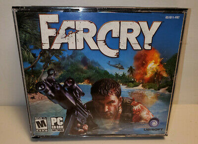 AU10.09 • Buy Far Cry (2004) PC CD-Rom. All 5 Disk And Book