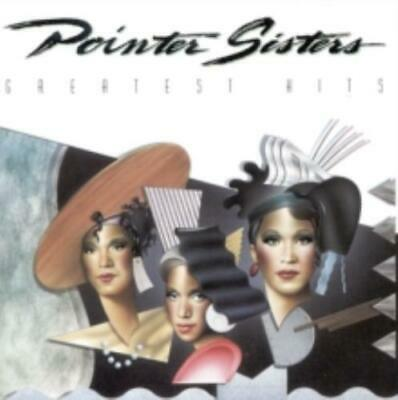 Pointer Sisters: Greatest Hits (cd.) • 9.99£
