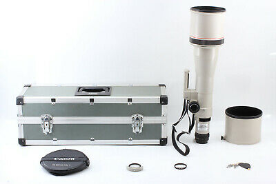 £1559.89 • Buy RARE!【Optical MINT】 Canon NEW FD NFD 800mm F5.6 L Telephoto Lens Hood From JAPAN