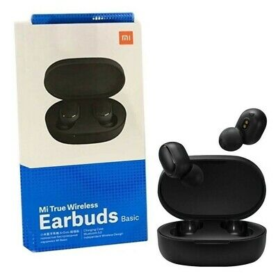 $17 • Buy Xiaomi REDMI Airdots Wireless Earbuds TWS Bluetooth 5.0 Stereo Earphones - Black