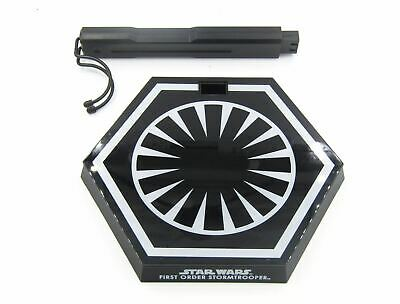 $ CDN15.43 • Buy 1/6 Scale Toy Star Wars - Corwd Control First Order Figure Base Stand