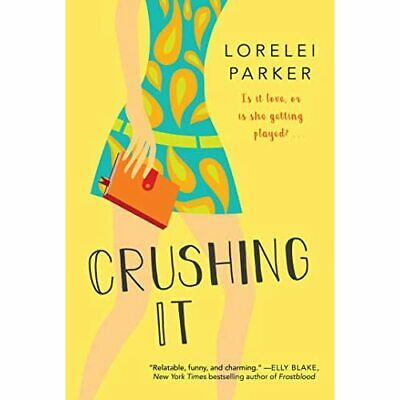 AU19.20 • Buy Crushing It - Paperback / Softback NEW Parker, Lorelei