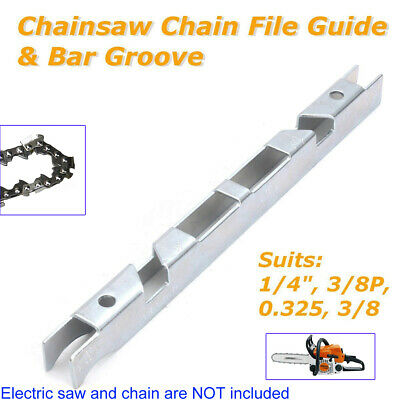 £3.50 • Buy UK Chainsaw Raker Depth Gauge Guide Flat File 150mm Fits For Chain Saw 1/4 3/8
