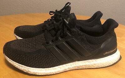 $90 • Buy Adidas Ultra Boost 1.0 OG Men's Size 12.5 Black