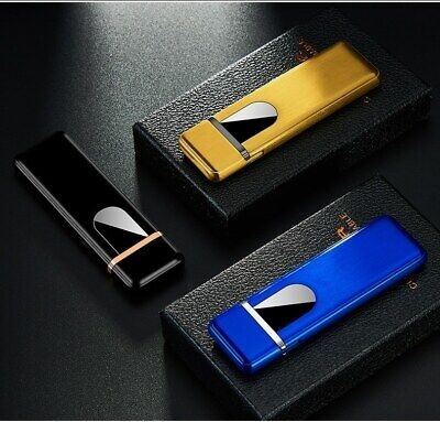 Electric USB Rechargeable, Touch Screen , Cigarette Lighter Compact Smart Sensor • 6.99£