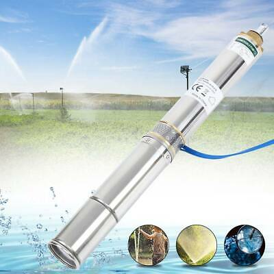 AU178.58 • Buy 1HP Submersible Bore Water Pump Well Irrigation Stainless Steel 6500L/h 750W