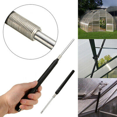 Auto Vent Automatic Greenhouse Window Roof Opener Solar Heat Sensitive Temp Kit • 11.19£