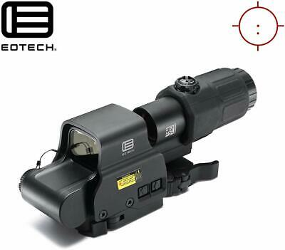 $1104.99 • Buy EOTech EXPS2-2 HWS, G33 Magnifier & STS System, Holographic Hybrid Sight- HHS-II