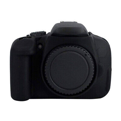 New Soft Silicone Protective Case For Canon EOS 650D / 700D Digital SLR Camera • 14.79£