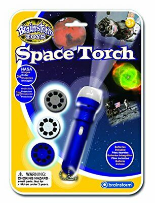 Brainstorm Toys E2008 Space Torch And Projector • 8.75£
