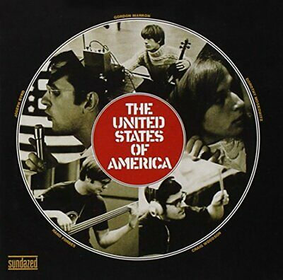 The United States Of America - The Uni... - The United States Of America CD XYVG • 37.87£