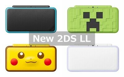 AU193.42 • Buy Nintendo New 2DS LL XL Console Only Used Select Charger And Memory Japanese Only