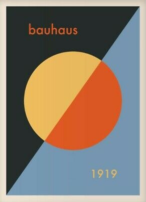Music Festival Fever. BauHaus Wall Art. Birthday, Loveday, Anyday. Brand New. • 24.50£