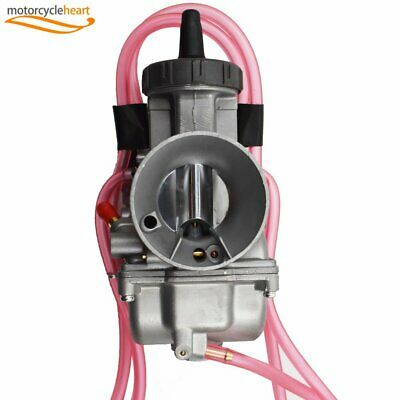 AU44.88 • Buy Carburetor Fits For Kawasaki KDX200 1983-2006 PWK 38