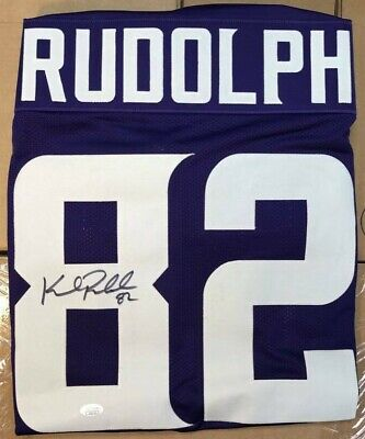 $ CDN42.18 • Buy Kyle Rudolph Autographed Signed Jersey Jsa Authentication Vikings