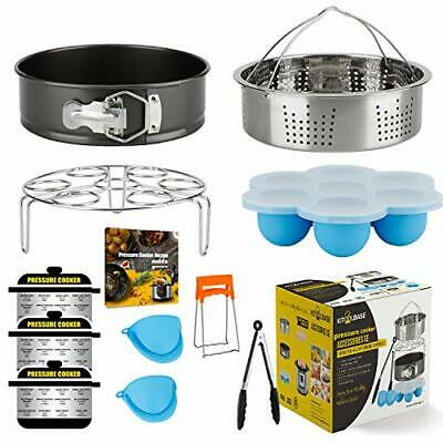 $38.90 • Buy Insta-Pot-Accessories-Set,Instapot Accessory Compatible Instant Pot 6 Qt 8 Quart